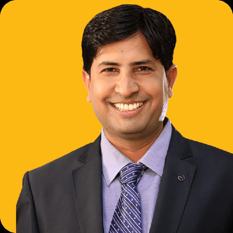 Peeyush Dubey Vice President – MSME Loans