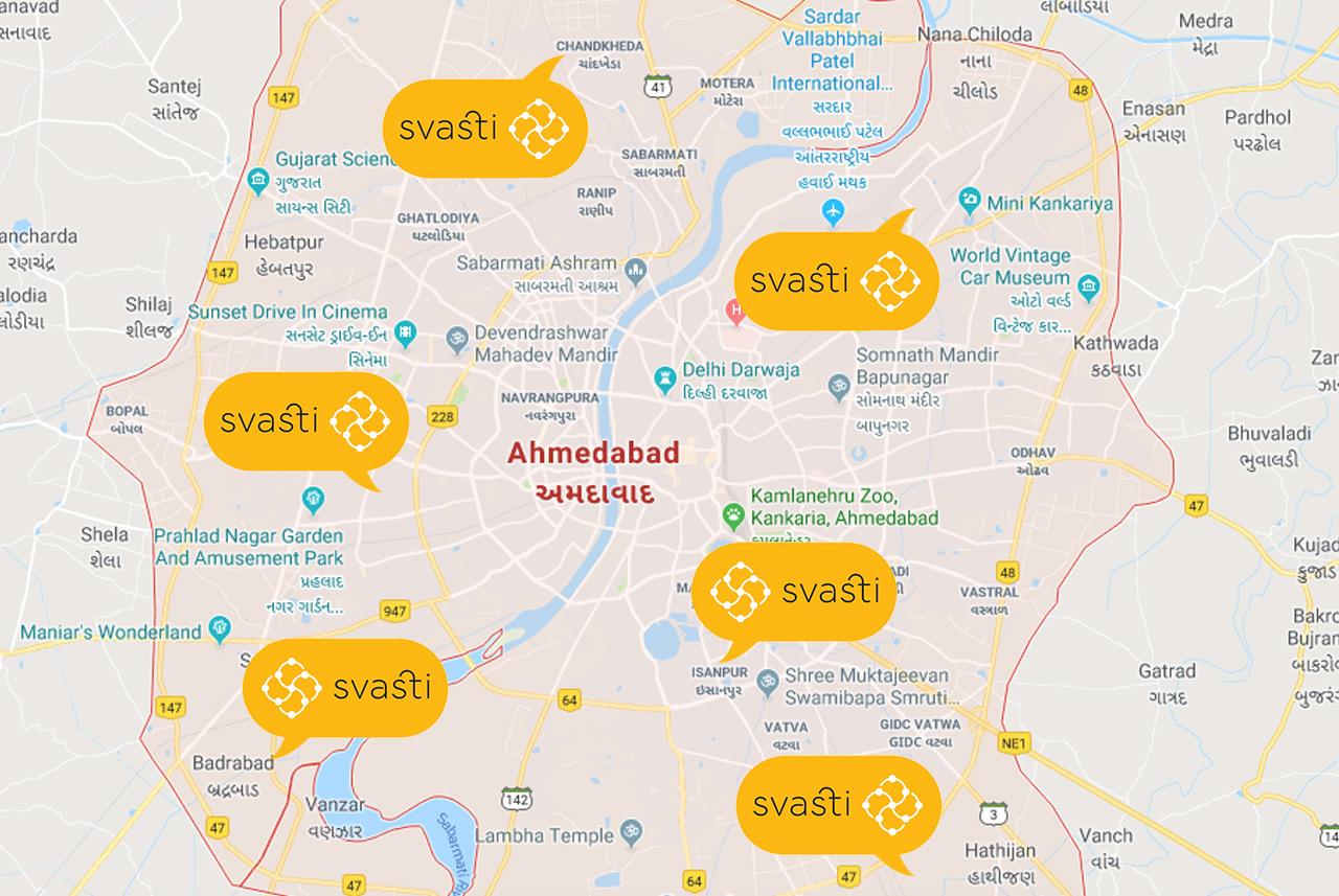 Svasti in Ahmedabad