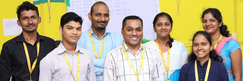 The Team at Svasti