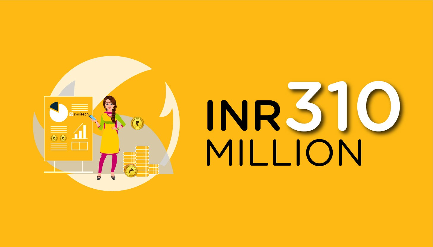 Svasti Microfinance Raises INR 310 Million from Internal Investors