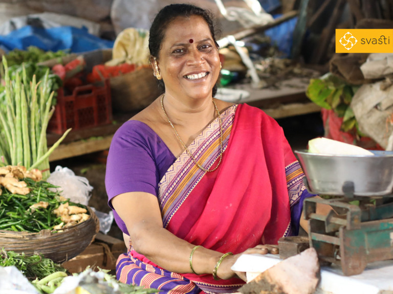 Asha Manohar Sawant - Vegetable Retail
