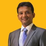 Nitesh Kumar Sinha Vice President – Operations Risk Management